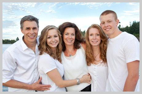 Dr. Spangehl's family